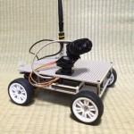 ロボット探査車の製作