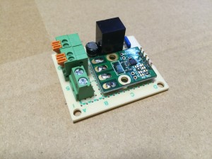 DC-DCコンバータを使った電源基板